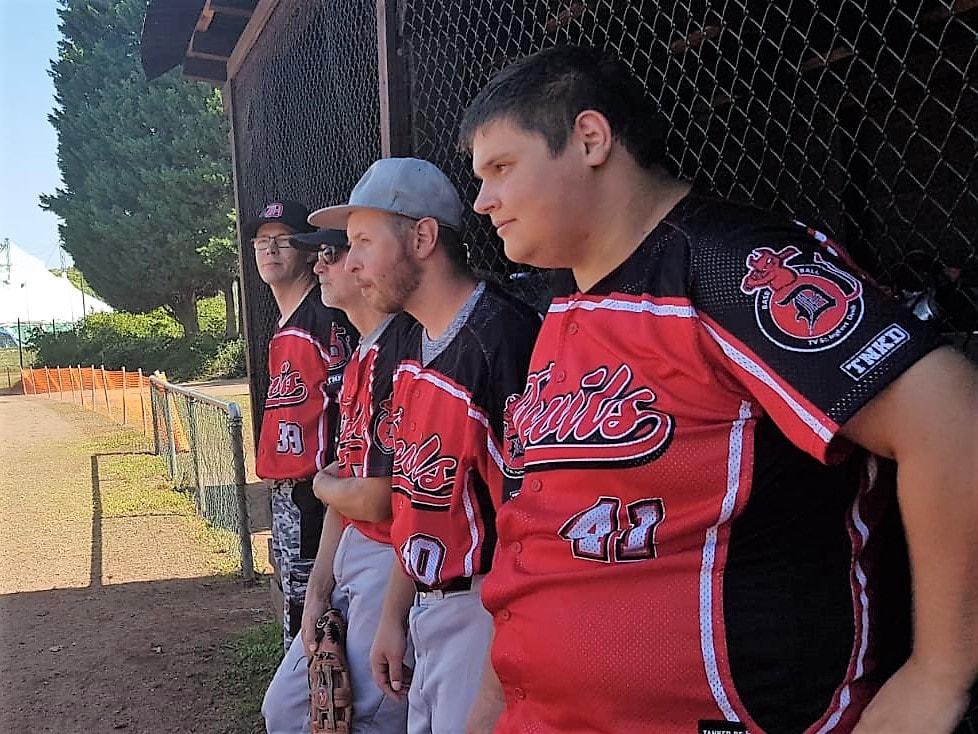 Mixed Softball Bears / Cardinals